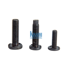Custom Weld Bolts with 3 Projection Point M6*22 M8*25 with class8.8
