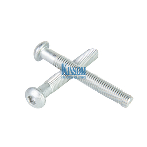 Hex Pan Head Partial Thread Bolts Dacromet coating